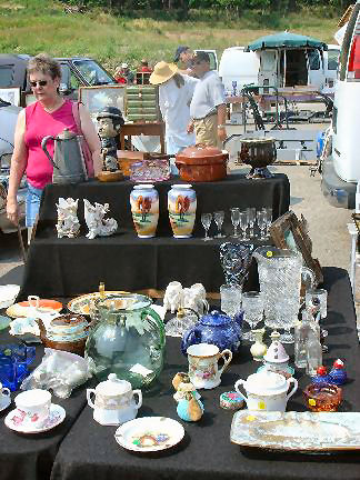 Washington PA Antiques Fair